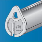 Otsadetail alumiinium profiilile