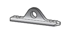 Iekaramā cilpa alumīnija profiliem
