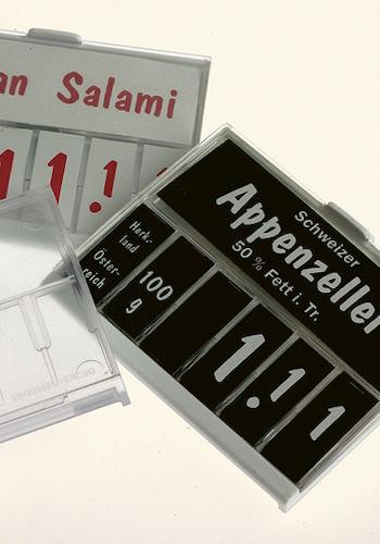 10.Deli – hinnakasset, hinna siltidega 75×60 mm