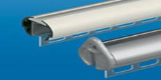 Alumiinium profiil/riputussiin hinna- ja tooteinfo paigutamiseks 2m.