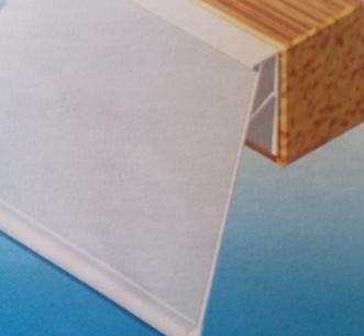 2.Kleebitav hinnariba kaldega (mm), erinevad mõõdud ja värvi valik.