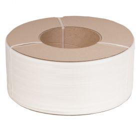 PP-Kiinnitysnauha 9×0,55x4000m, valkoinen, ydin 200mm